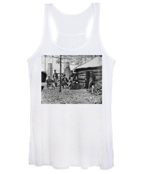 Civil War: Brandy Station Women's Tank Top