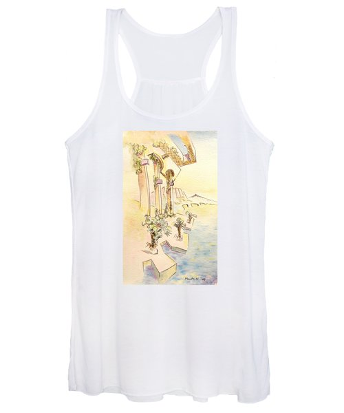 Classic Summer Morning Women's Tank Top
