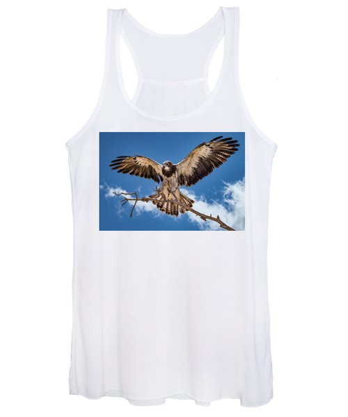 Cleared For Landing Women's Tank Top