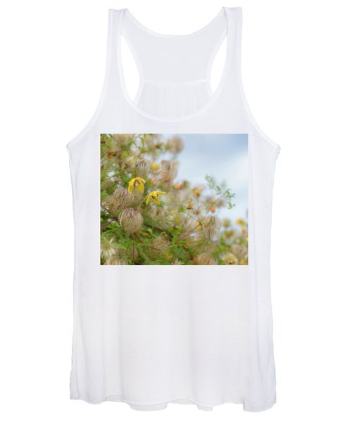 Clematis  Women's Tank Top