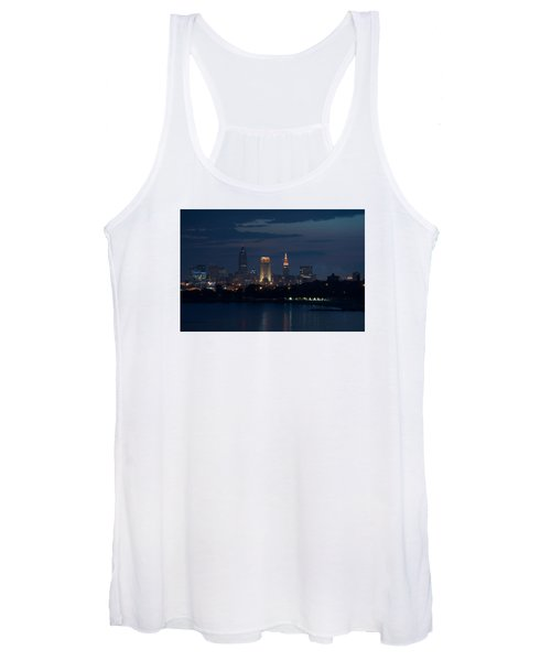 Cleveland Reflections Women's Tank Top