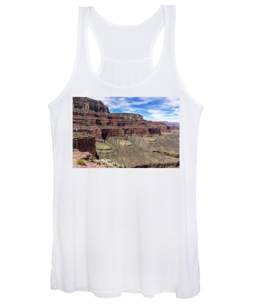 Cliffs In The Grand Canyon Women's Tank Top