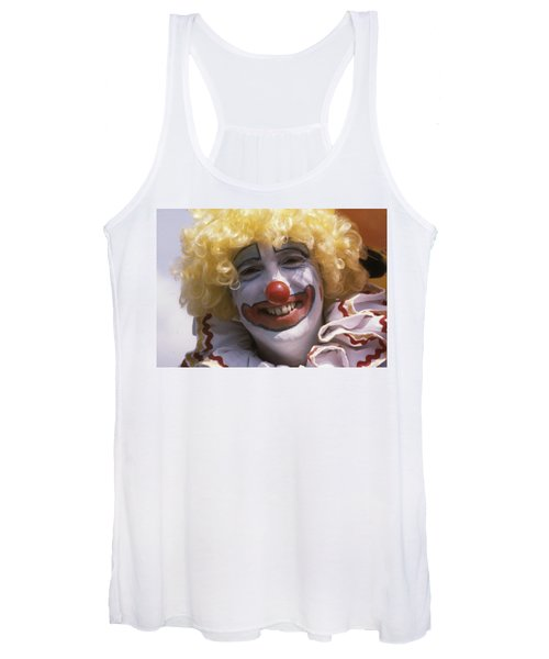 Clown-1 Women's Tank Top