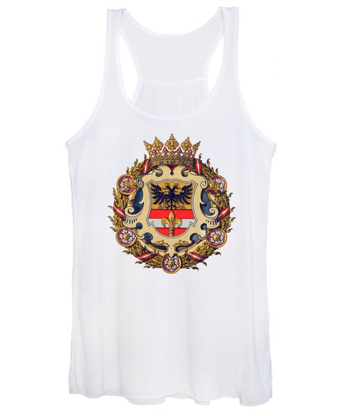 Coat Of Arms Of Triest Women's Tank Top