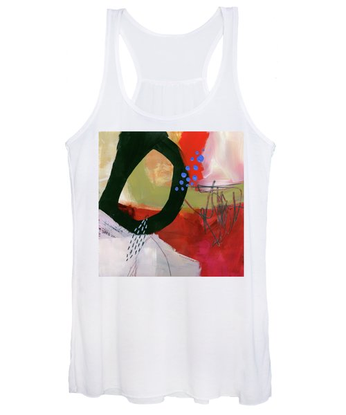 Color, Pattern, Line #1 Women's Tank Top