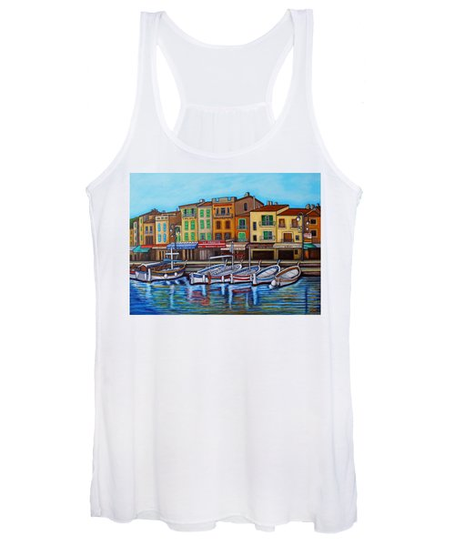 Colours Of Cassis Women's Tank Top