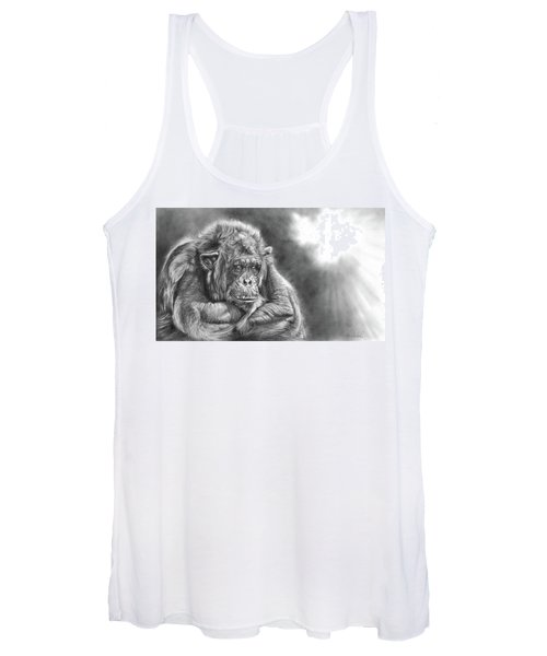 Comfortably Numb Women's Tank Top