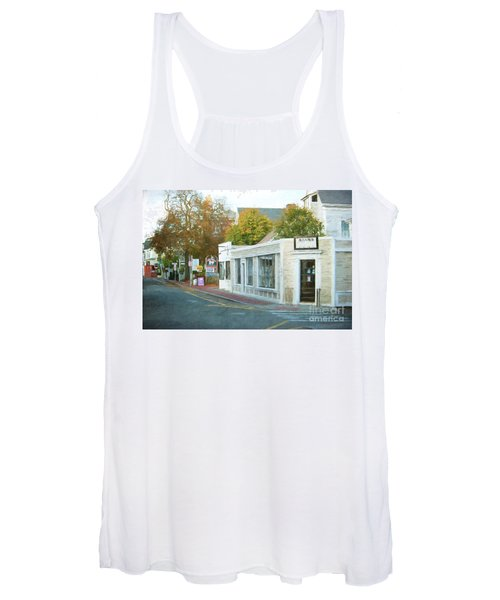 Commercial St. #2 Women's Tank Top