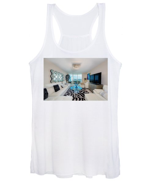 Condo Living Women's Tank Top