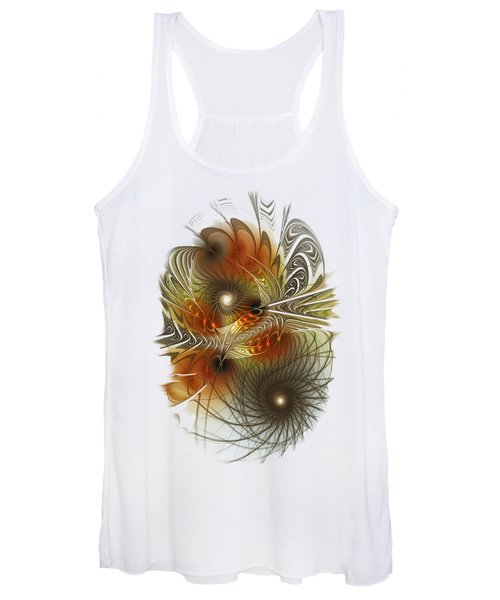 Connection Game Women's Tank Top