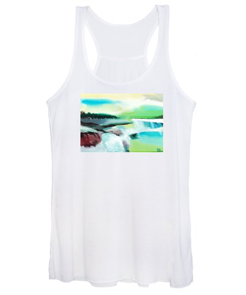 Constructing Reality 1 Women's Tank Top