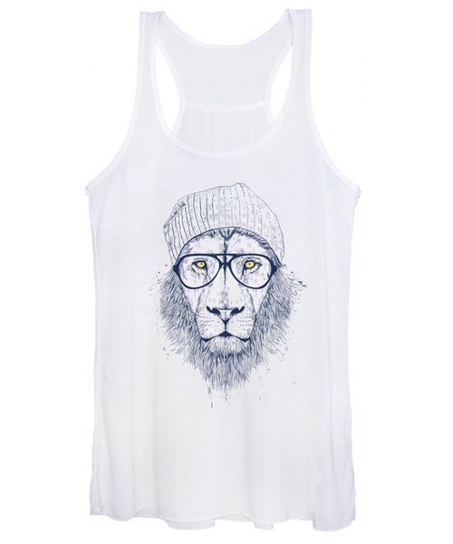 Cool Lion Women's Tank Top