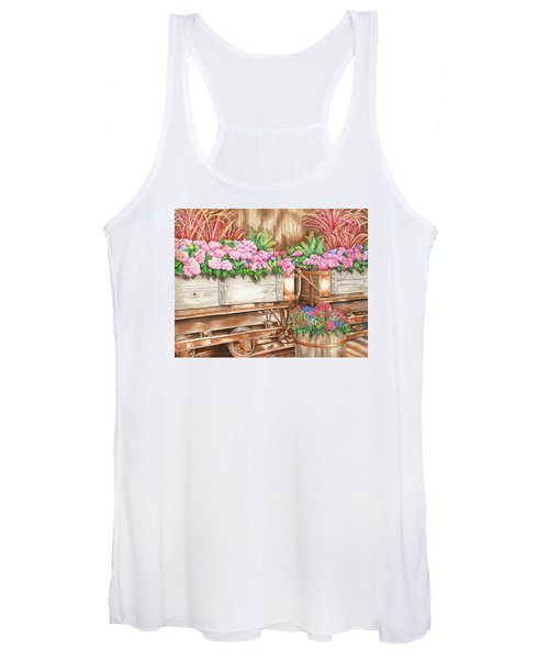 Cordelia's Train Women's Tank Top