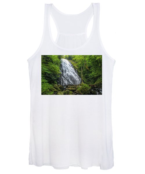 Crabtree Falls Women's Tank Top