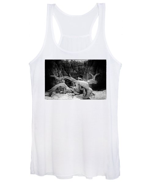 Creatures Of Bryce Canyon Women's Tank Top