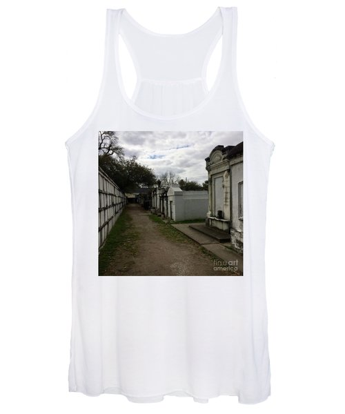 Crypts Women's Tank Top