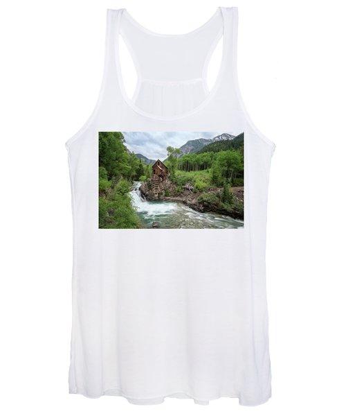 Crystal Mill Colorado 4 Women's Tank Top