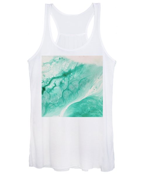 Crystal Wave6 Women's Tank Top