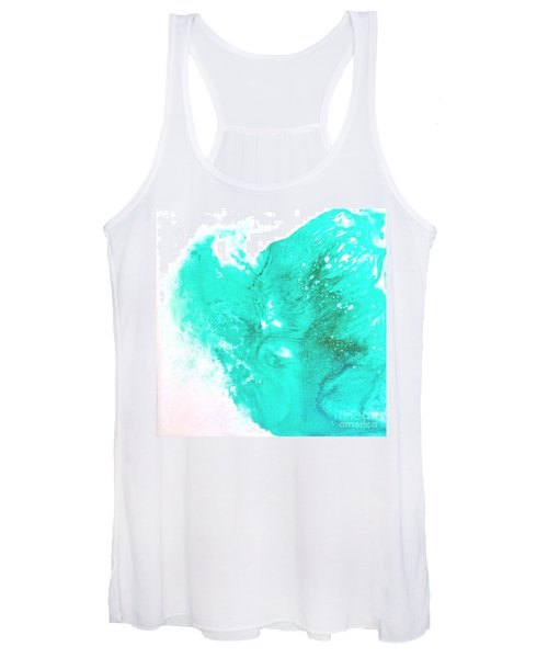 Crystal Wave9 Women's Tank Top