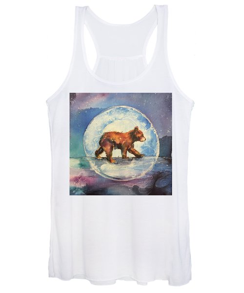 Cubbie Bear Women's Tank Top