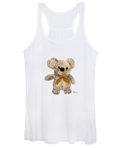Cuddly Mouse Women's Tank Top