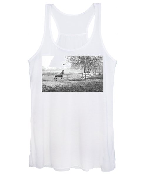 Curious Fog Women's Tank Top