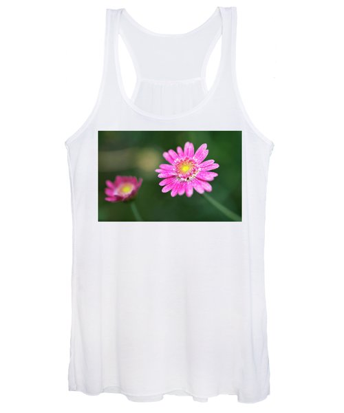 Daisy Flower Women's Tank Top