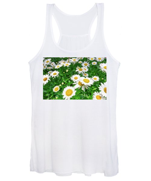 Daisy Garden Women's Tank Top