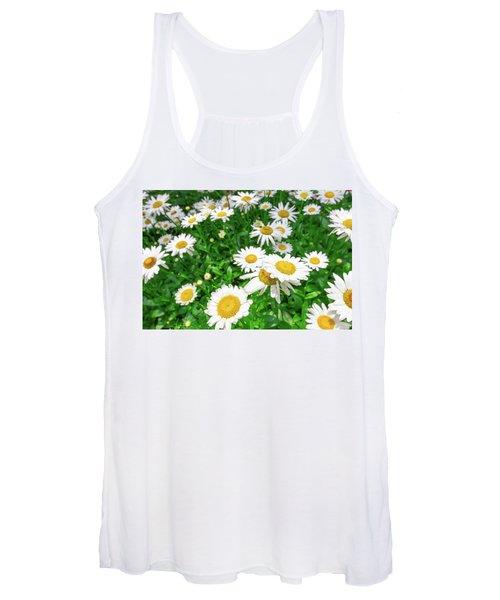 Daisy Garden Women's Tank Top