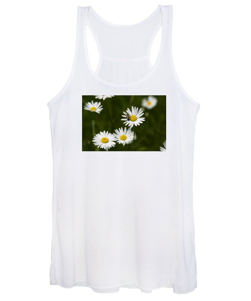 Daisy Visitor Women's Tank Top