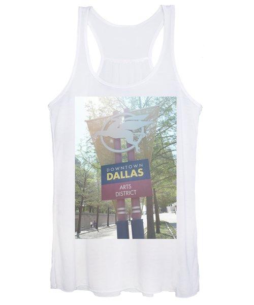 Dallas Arts District Women's Tank Top