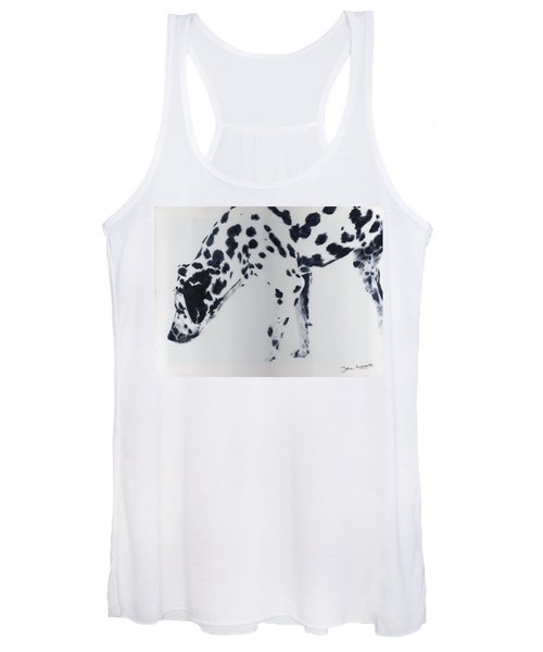 Dalmation Women's Tank Top