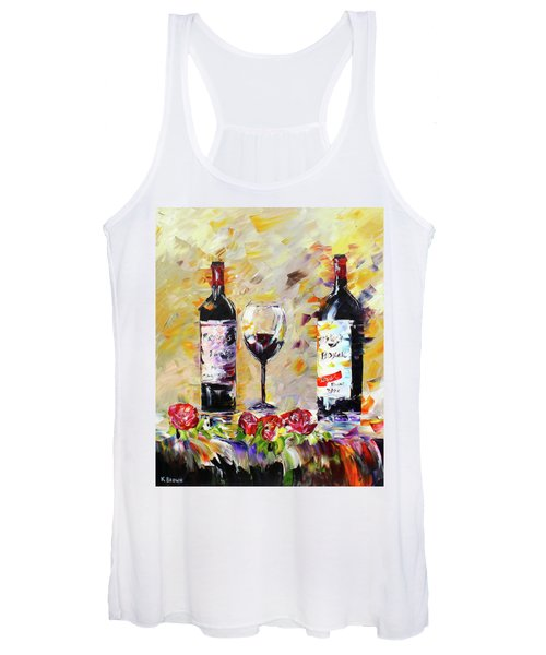 Date Night Women's Tank Top