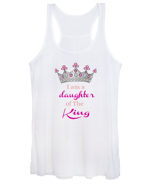 Daughter Of The King Women's Tank Top