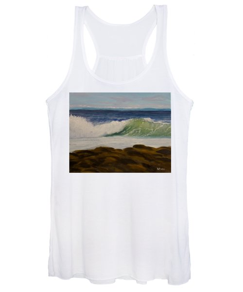 Day After The Storm Women's Tank Top