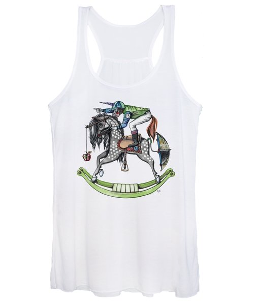Day At The Races Women's Tank Top