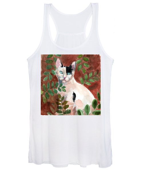 Deano In The Brush Women's Tank Top