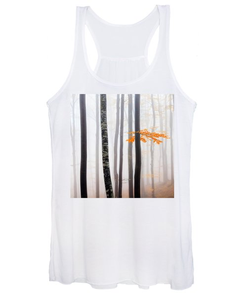 Delicate Forest Women's Tank Top