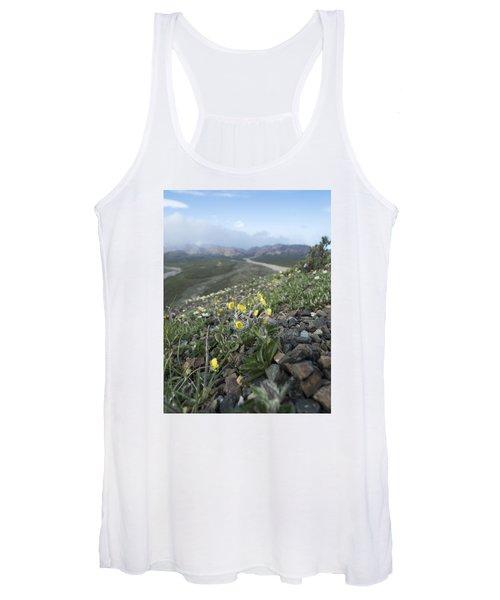 Denali Wildflowers Women's Tank Top