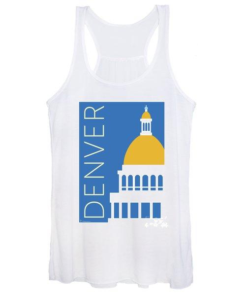 Denver Capitol/blue Women's Tank Top