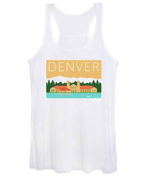 Denver City Park/adobe Women's Tank Top