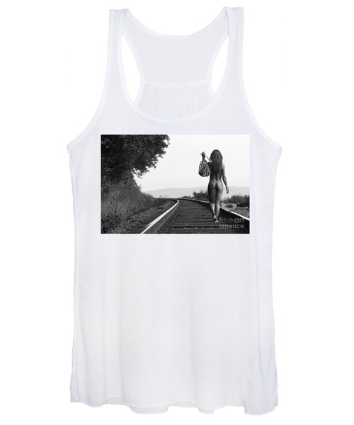 Derailed Women's Tank Top