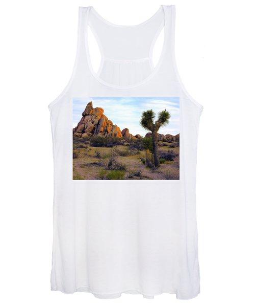 Desert Soft Light Women's Tank Top
