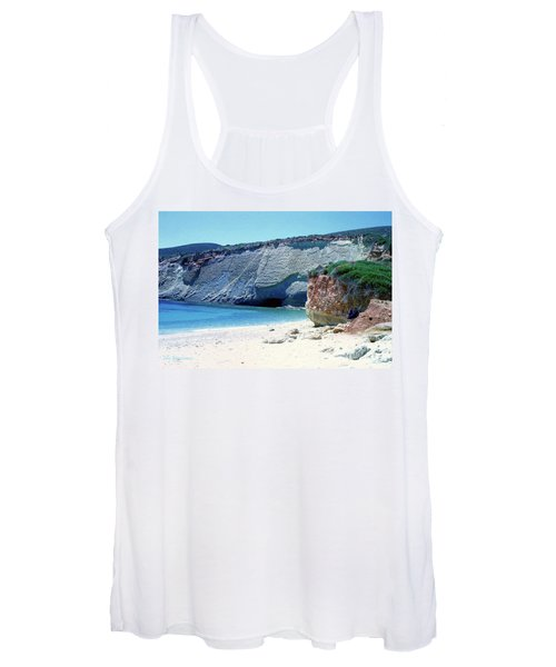 Desolated Island Beach Women's Tank Top