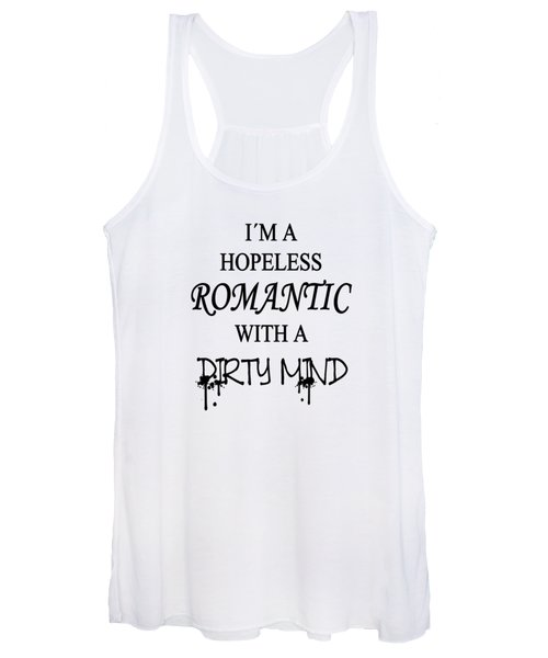 Dirty Romantic Women's Tank Top