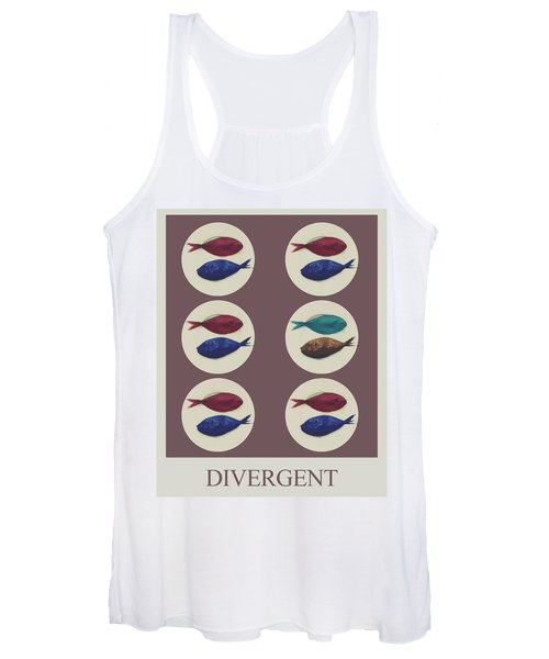 Divergent Women's Tank Top