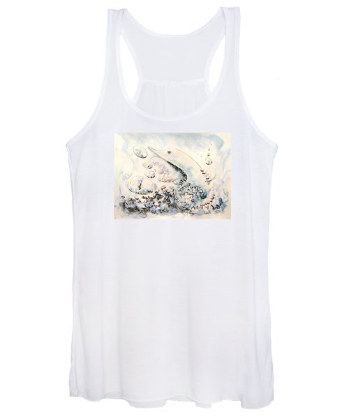 Dolphin Women's Tank Top
