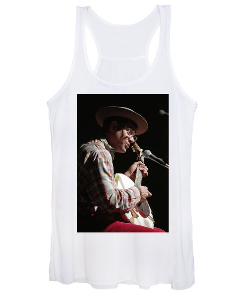 Dom Flemons Women's Tank Top