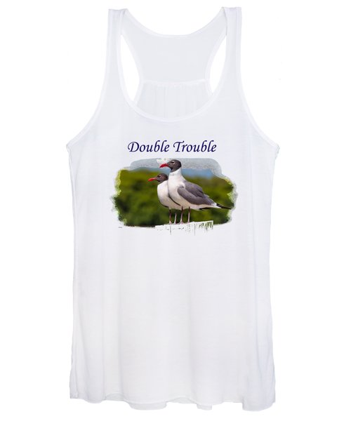 Double Trouble 2 Women's Tank Top