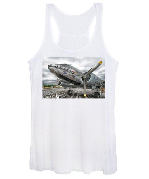 Douglas C-47 Skytrain Women's Tank Top